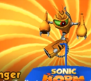 Sonic Boom: Shattered Crystal enemies