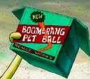 Boomerang Para Mascotas