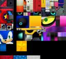 Sonic Dash texture images