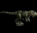 Jurassic Park Tyrannosaurus (Royboy407)