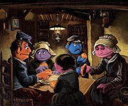 Vincent Van Gogh Muppet Wiki