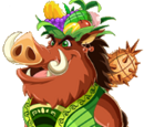 Fruit Boar