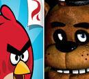 Angry Birds FNAF