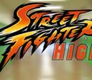 Street Fighter High