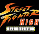 Street Fighter High: The Musical