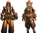 MH4: Low Rank Gunner Armor