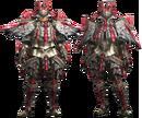 MH4U-Ruby Basarios Armor (Blademaster) Render 001.png