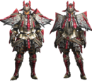 Basarios U Armor (Blademaster) (MH4)
