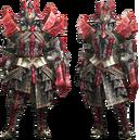 MH4U-Ruby Basarios Armor (Gunner) Render 001.png