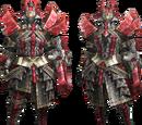 Basarios U Armor (Gunner) (MH4)