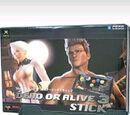 Dead or Alive 3 Hori Arcade Stick
