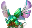 Insect-Like Dragon