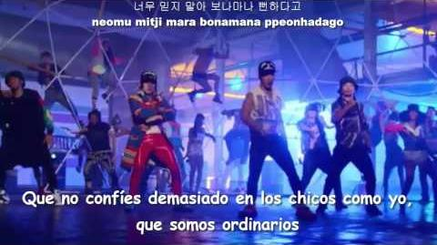 (MV HD) GD & Taeyang (BIG BANG) - Good Boy (Sub español + Roma + Hangul)