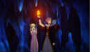 Nastu, Lucy and Happy trapped in the mountain.png