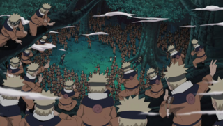 Hatake Kakashi 320px-Multiple_Shadow_Clone_Technique