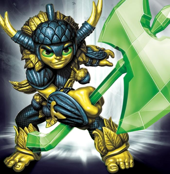 Legendary Bushwhack - Portal Masters of Skylands unite!