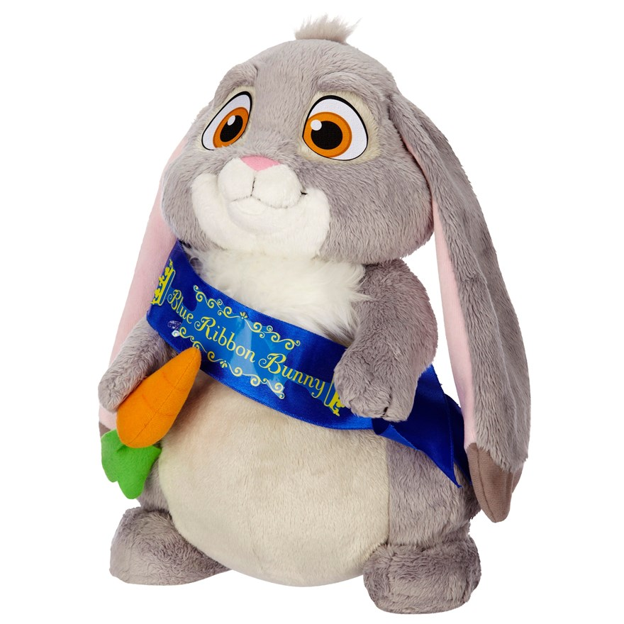 Sofia The First Clover Blue Ribbon Bunny File:blue Ribbon Bunny Clover