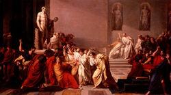 Assassini uccidono Cesare