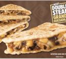 Double Steak Grande Quesadilla