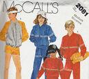 McCall's 2081 A