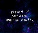 Powrót Kapeli Mordechaj and the Rigbys