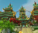 Tempel der Jadeschlange