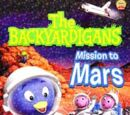 List of Backyardigans: Di Halaman Belakang DVDs