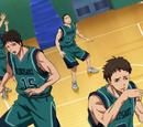Старшая Школа Шутоку vs Старшая Школа Кирисаки Дайчи