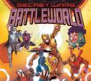 Secret Wars: Battleworld Vol 1 1