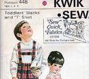 Kwik Sew 448