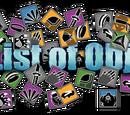 Echipamente din Code Lyoko Social Game
