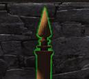 Carved Wood Cylinder
