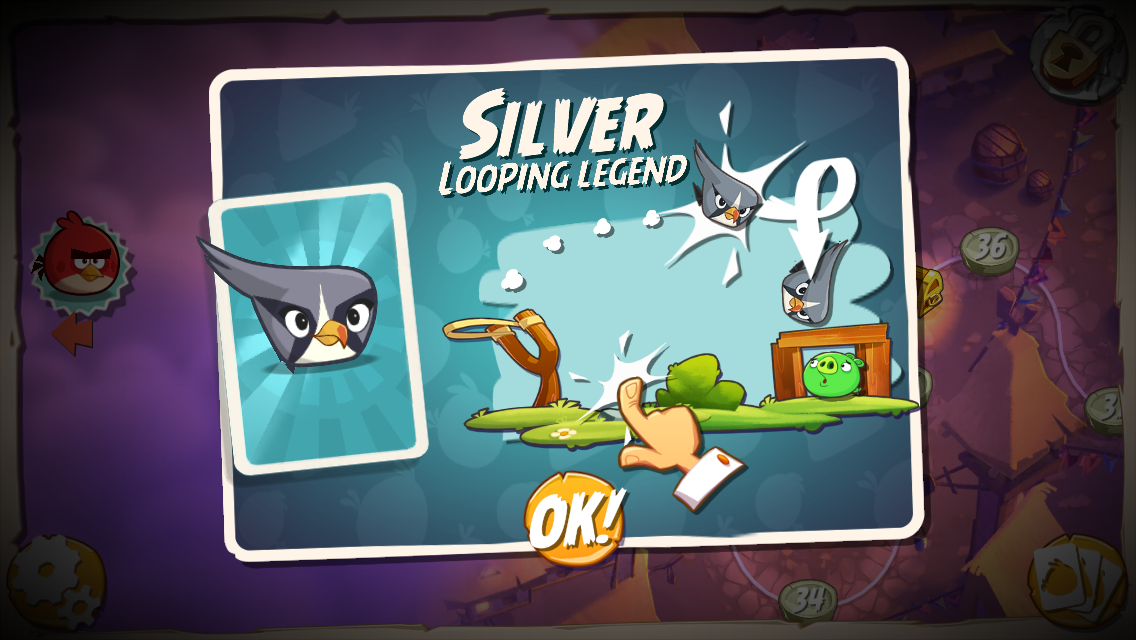 Characters Images Silver Pigstruction: Angry Birds Wiki
