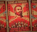 Synowie Korhalu