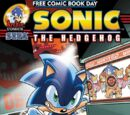 Archie Sonic the Hedgehog Free Comic Book Day 2014