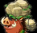 Rock Boar