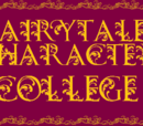 Fairytale Character College:The Spring Project 2015