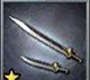 Samurai Warriors Chronicles 3 Weapon Images