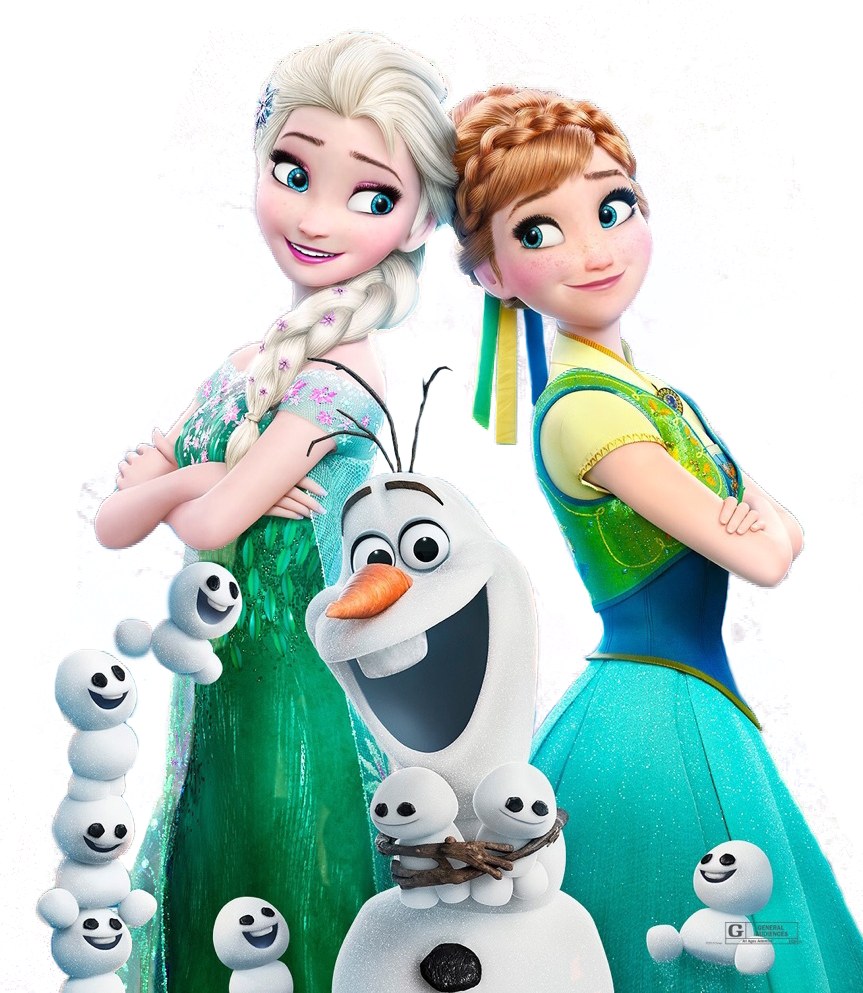 Image - Frozen Fever Transparent Poster.png - Disney Wiki - Wikia