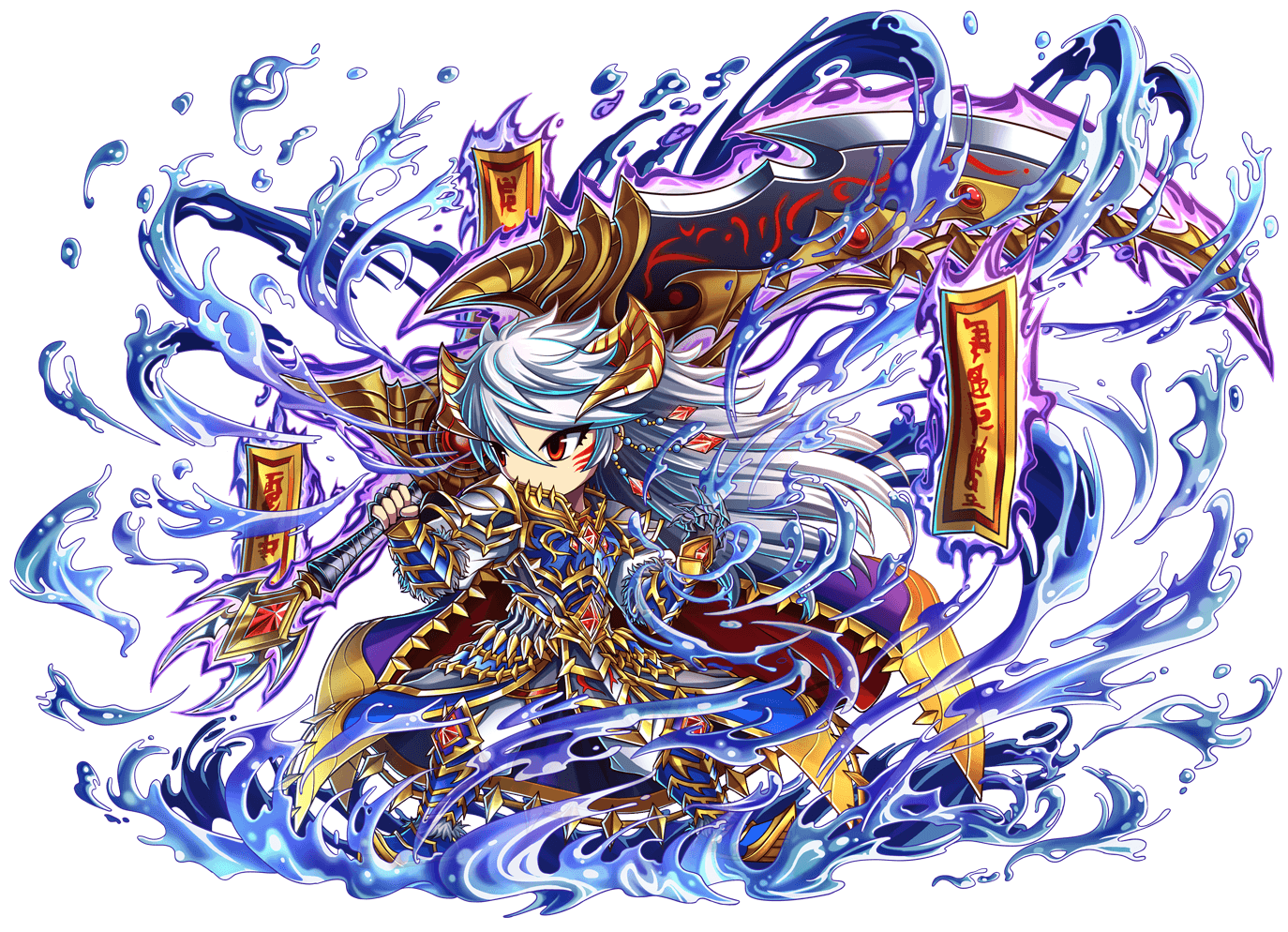 execrated fei is what i wished unit art looked like for 7