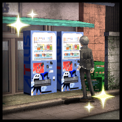 persona 5 vending machine trophy