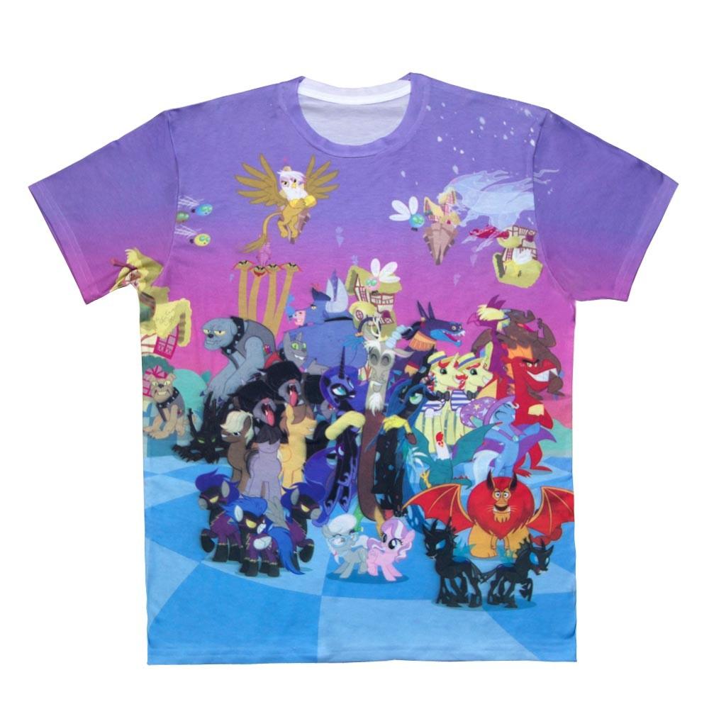Image - MLP Villains Allover T-shirt front WeLoveFine.jpg ...