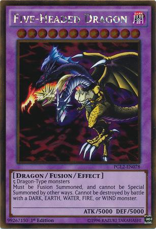 Five-Headed Dragon - Y...