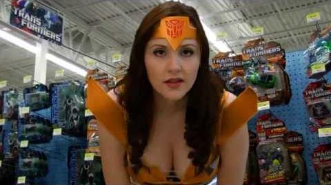 Transformers Parody - I Am Optimus Prime - Parody of Black Eyed Peas!