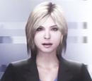 Unnamed newswoman