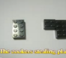 LEGO 007 Episode 1 - The Cookers Stealing Plan