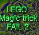 LEGO Magic trick FAIL 2