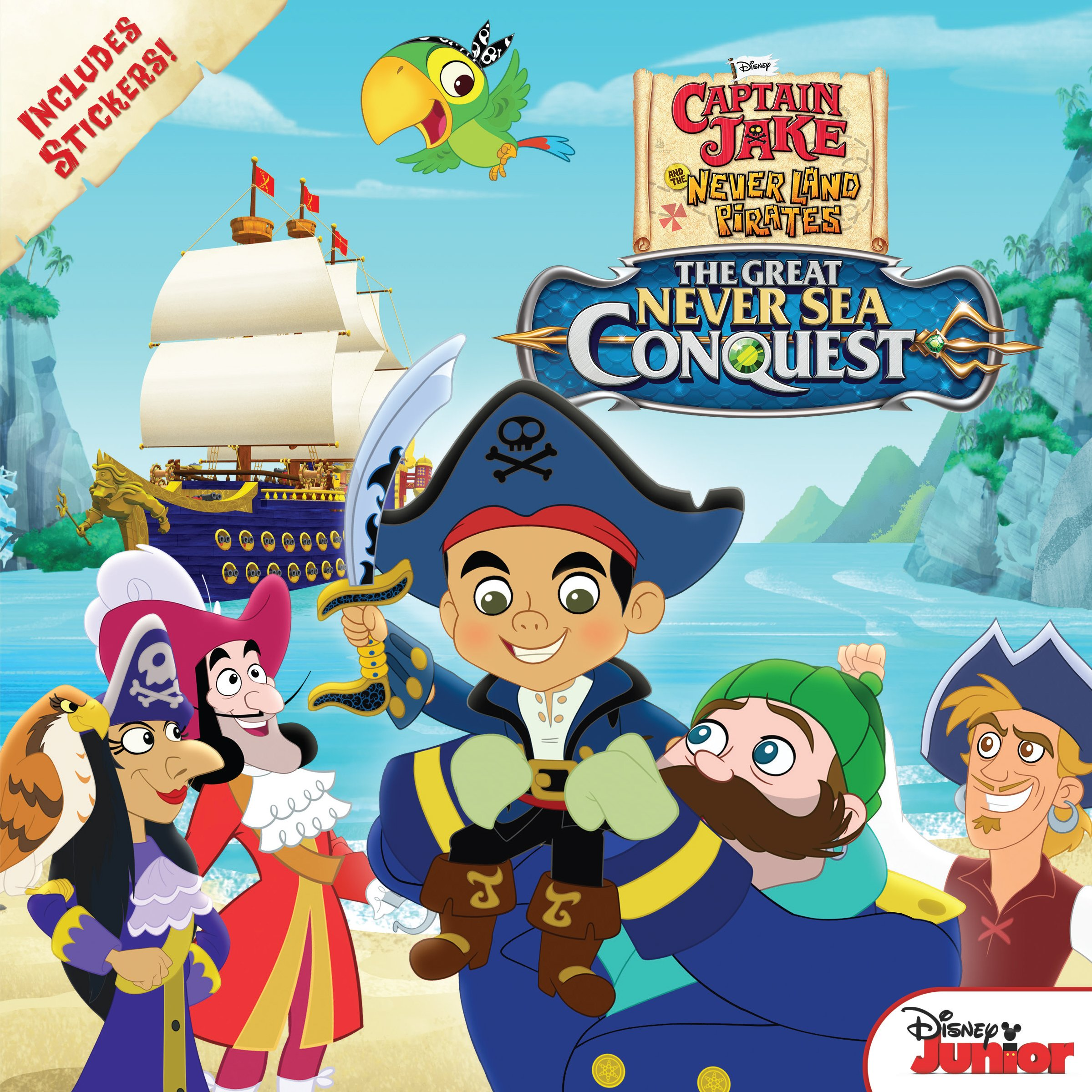 Image Captain Jake The Great Never Sea Conquest Jpg