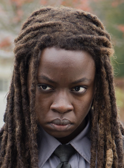 Season five michonne