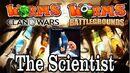Worms Clan Wars Battlegrounds The Scientist